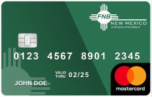 FNB New Mexico Debit Card